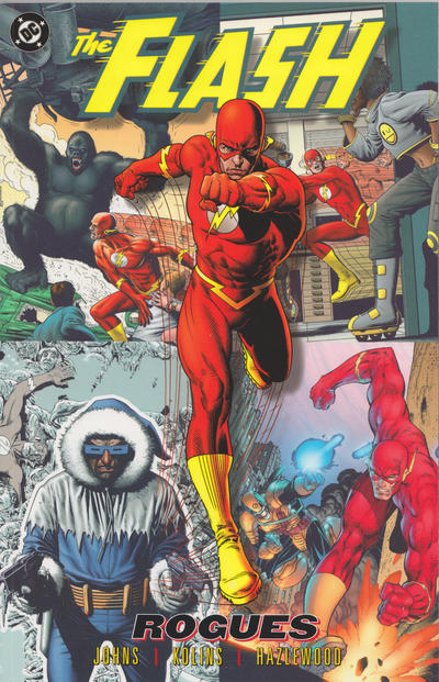 The Flash: Rogues (Collected)