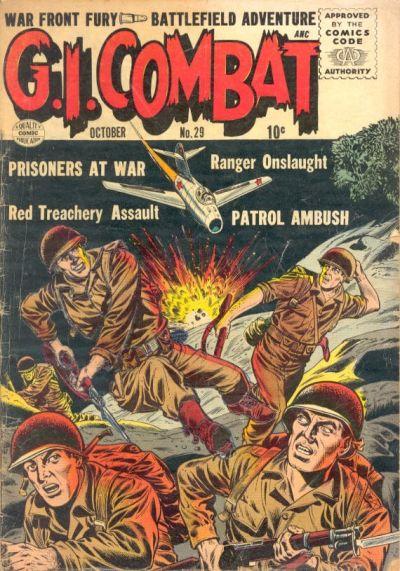 G.I. Combat Vol 1 29