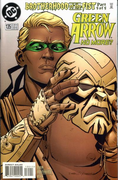 Green Arrow Vol 2 135