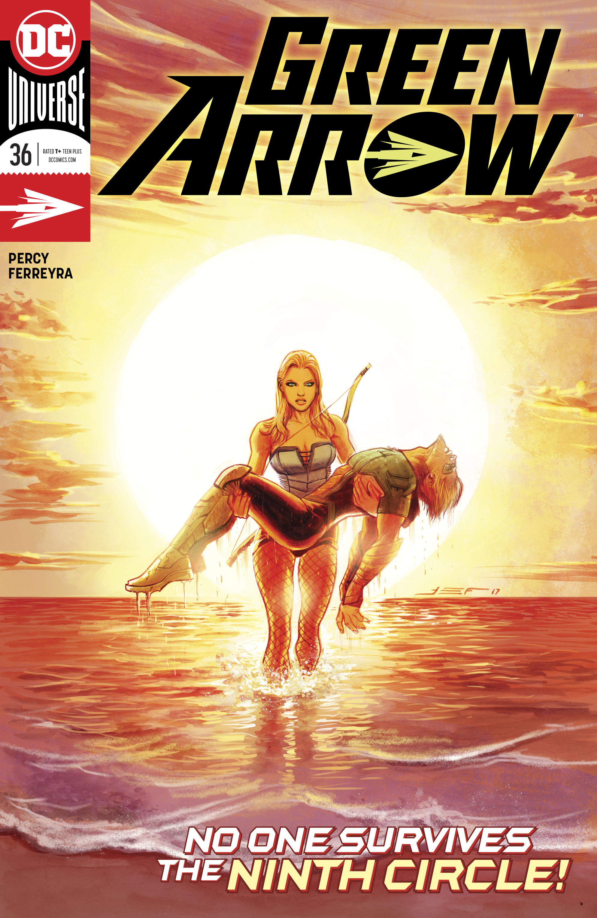 Green Arrow Vol 6 36