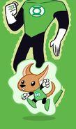 Hal Jordan Super Pets 0001