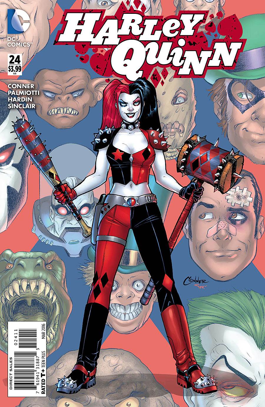 Harley Quinn Vol 2 24