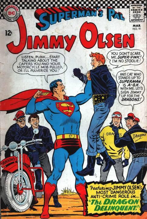 Superman's Pal, Jimmy Olsen Vol 1 91