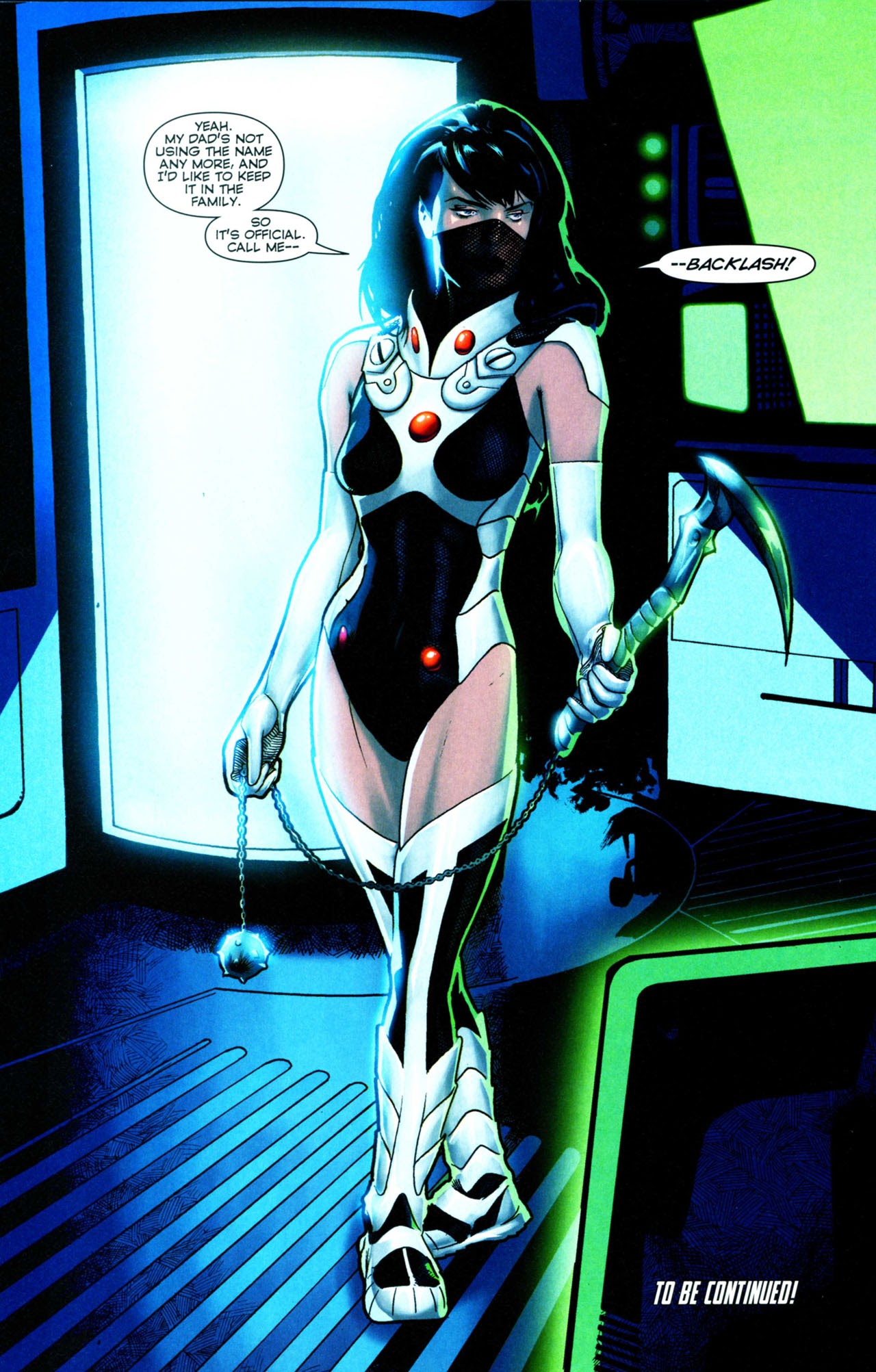 Jodi Morinaka Slayton (Wildstorm Universe)
