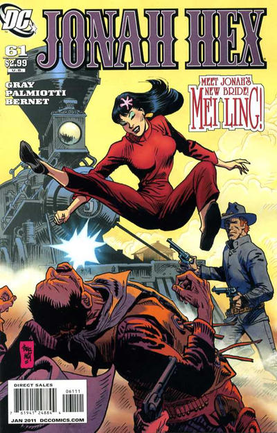 Jonah Hex Vol 2 61