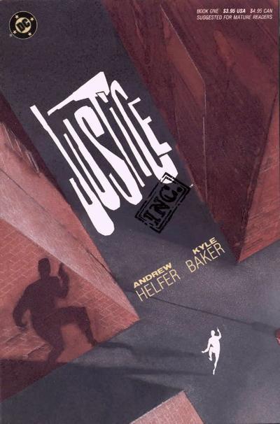 Justice, Inc. Vol 2
