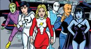 Legion of Super-Heroes Batman 1966 TV Series 001