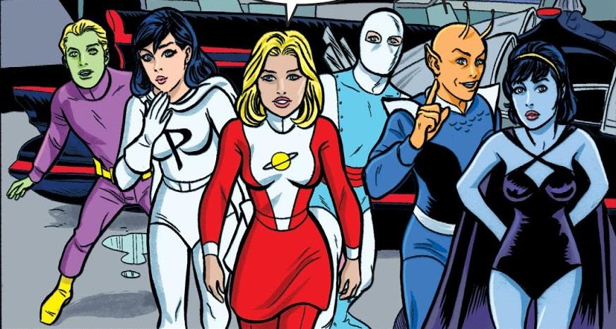 Legion of Super-Heroes (Batman 1966 TV Series)