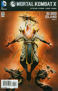Mortal Kombat X Vol 1 10