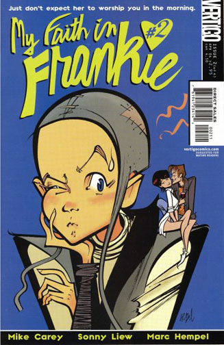 My Faith in Frankie Vol 1 2