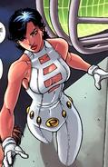 Phantom Girl Pre-Zero Hour 002