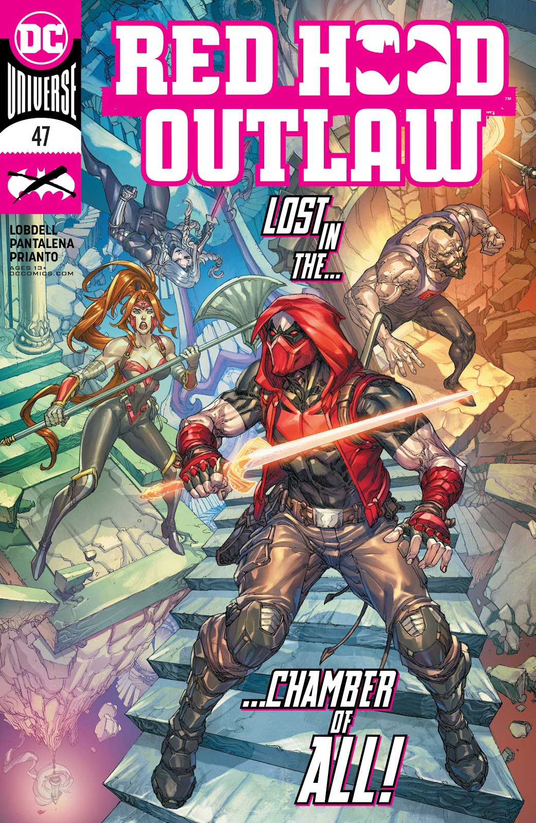 Red Hood: Outlaw Vol 1 47