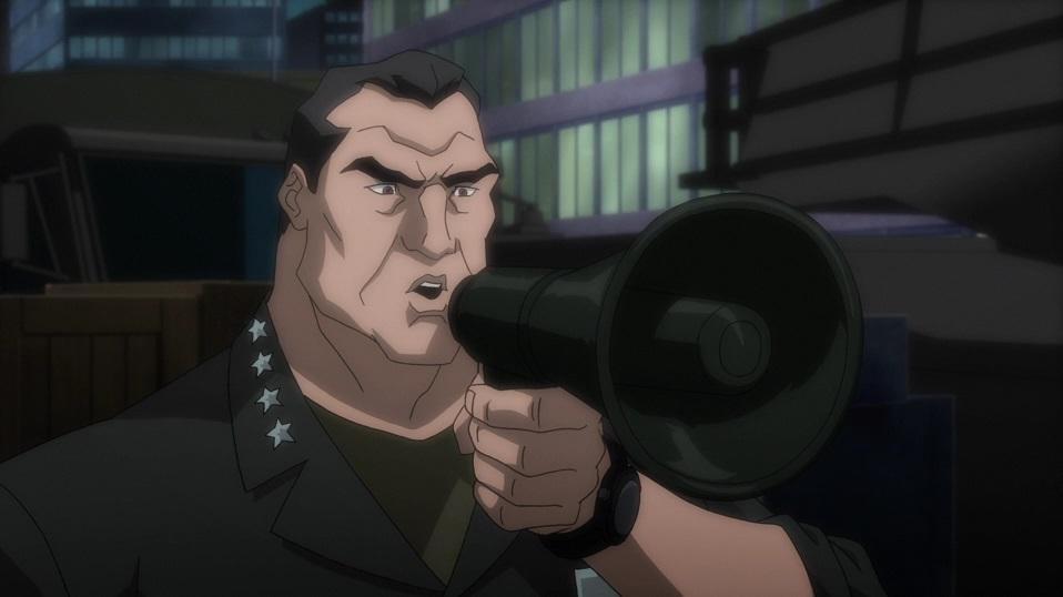 Samuel Lane (DC Animated Movie Universe)
