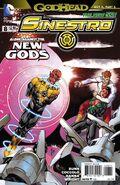 Sinestro Vol 1 8