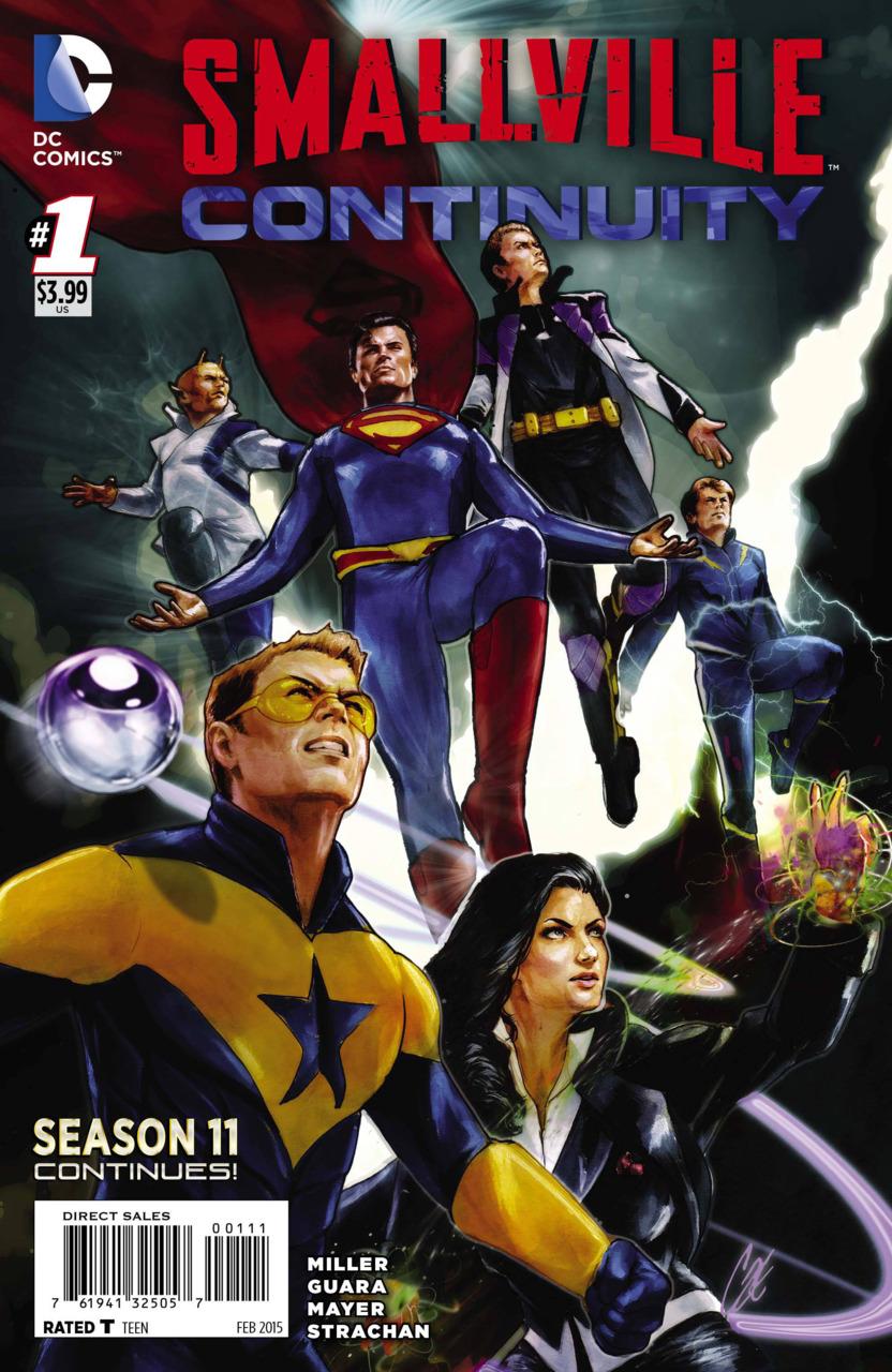 Smallville Season 11: Continuity Vol 1 1