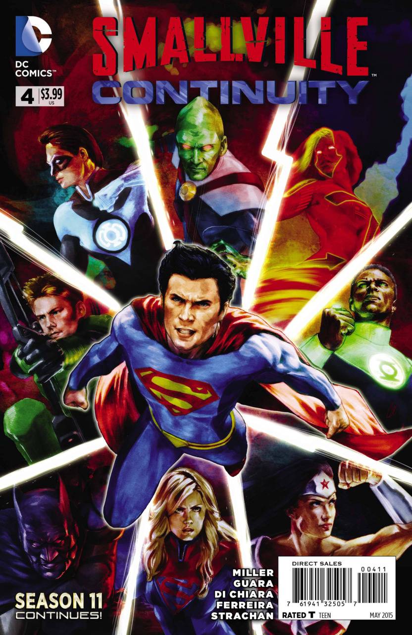 Smallville Season 11: Continuity Vol 1 4