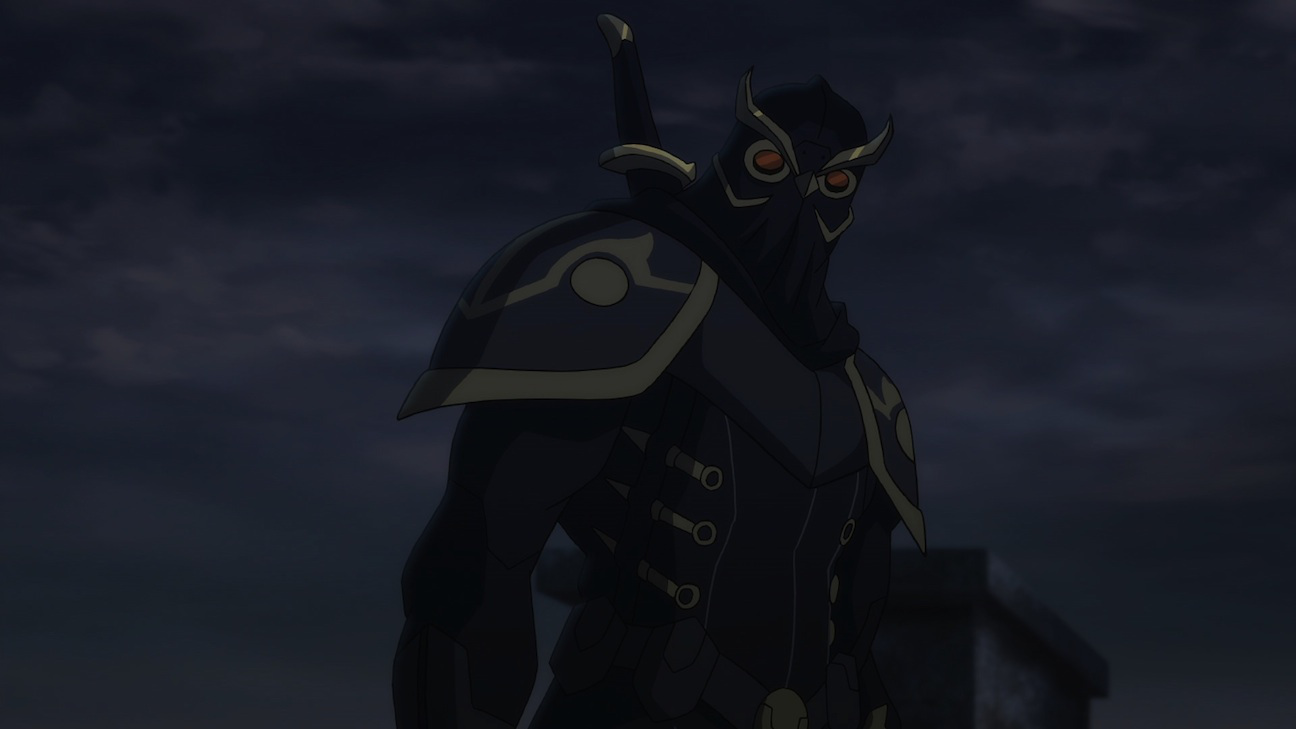 Talon (DC Animated Movie Universe)
