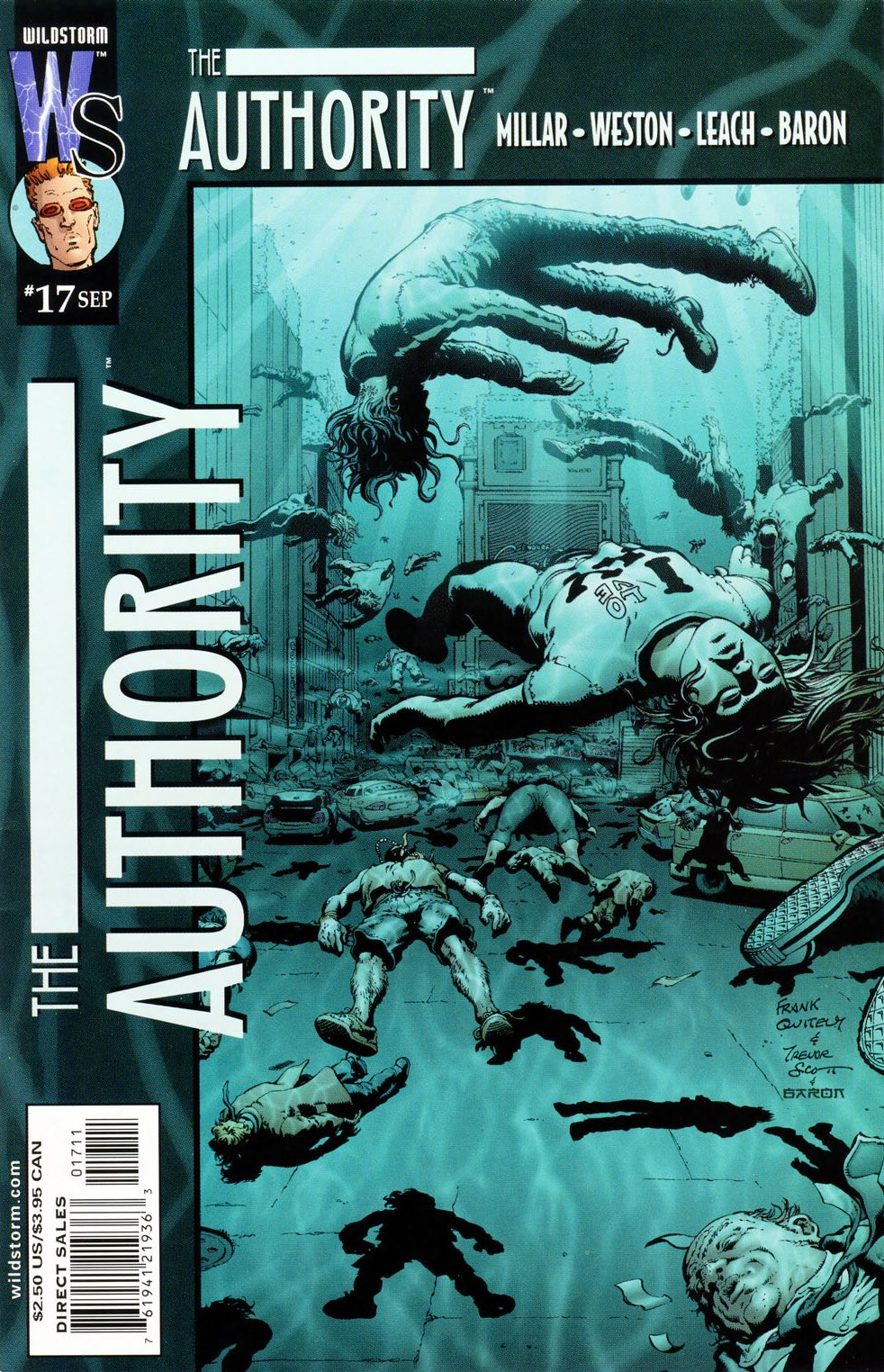 The Authority Vol 1 17