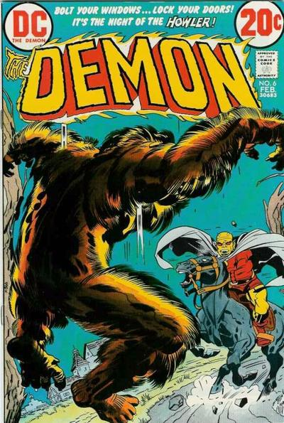 The Demon Vol 1 6