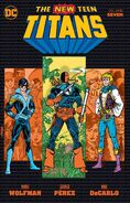 The New Teen Titans Vol. 7 TPB