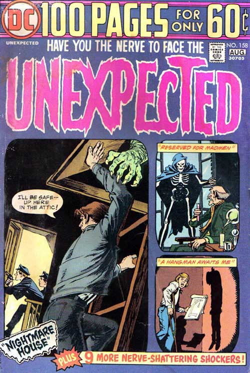 The Unexpected Vol 1 158