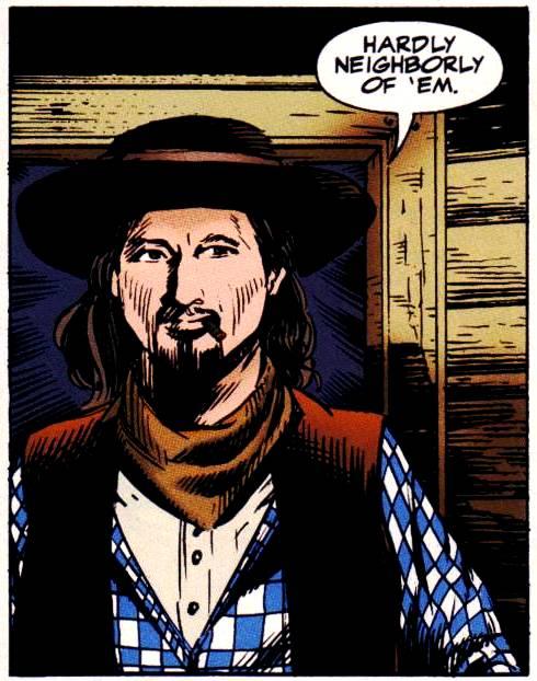 Wild Bill Hickok (New Earth)