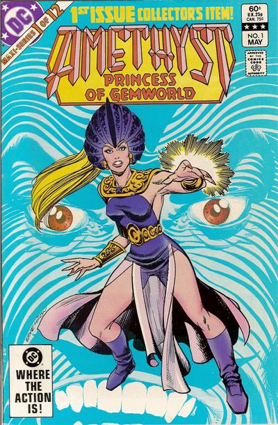 Amethyst, Princess of Gemworld Vol 1 1