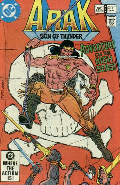 Arak: Son of Thunder Vol 1 9