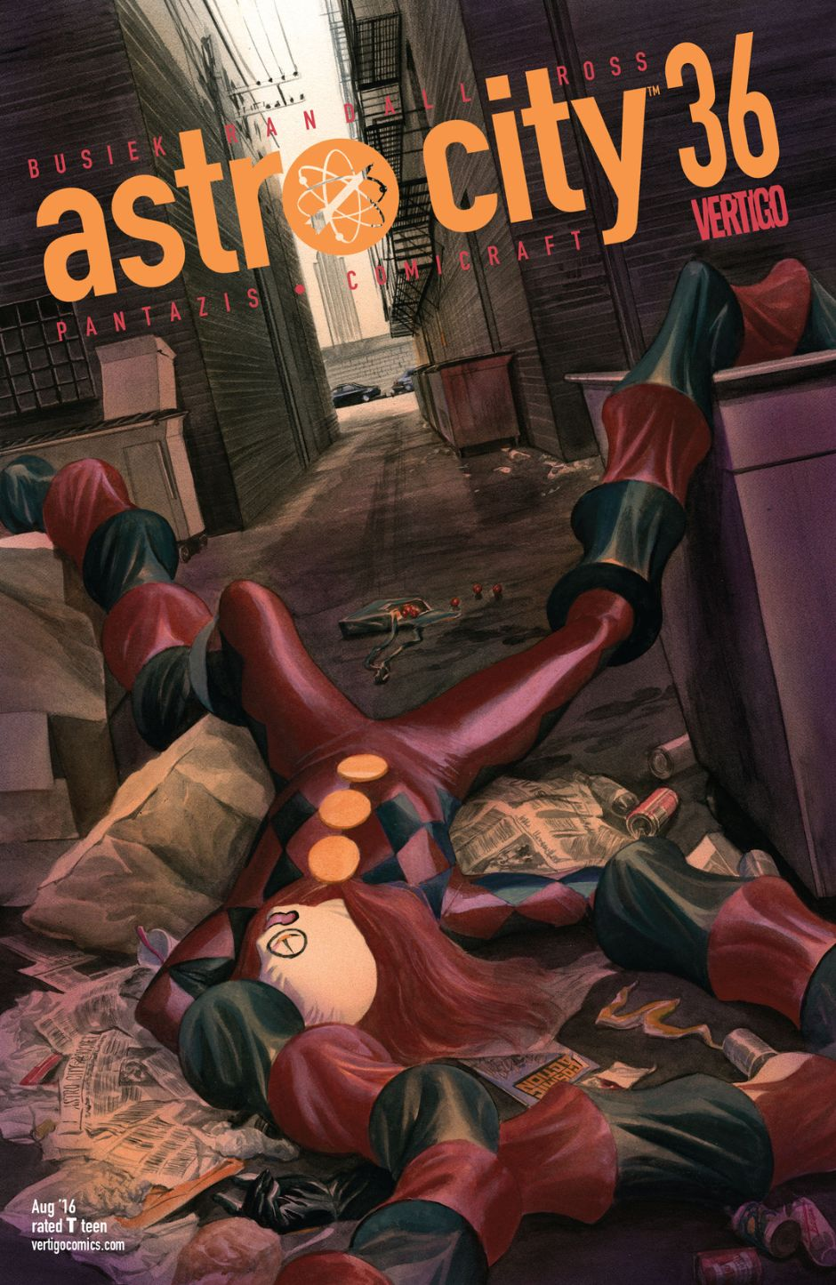 Astro City Vol 3 36