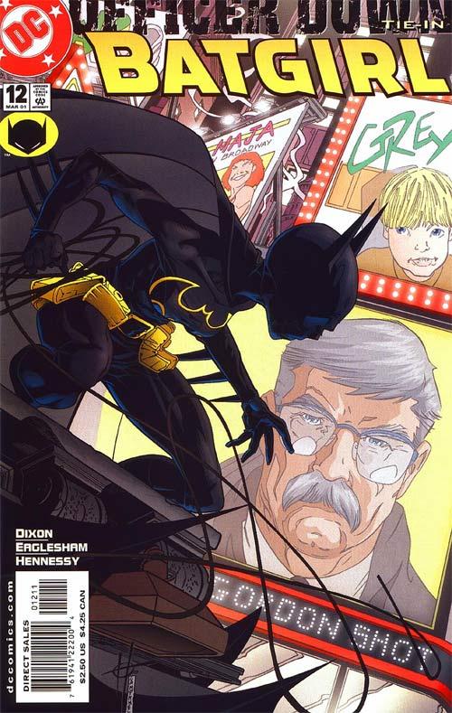Batgirl Vol 1 12