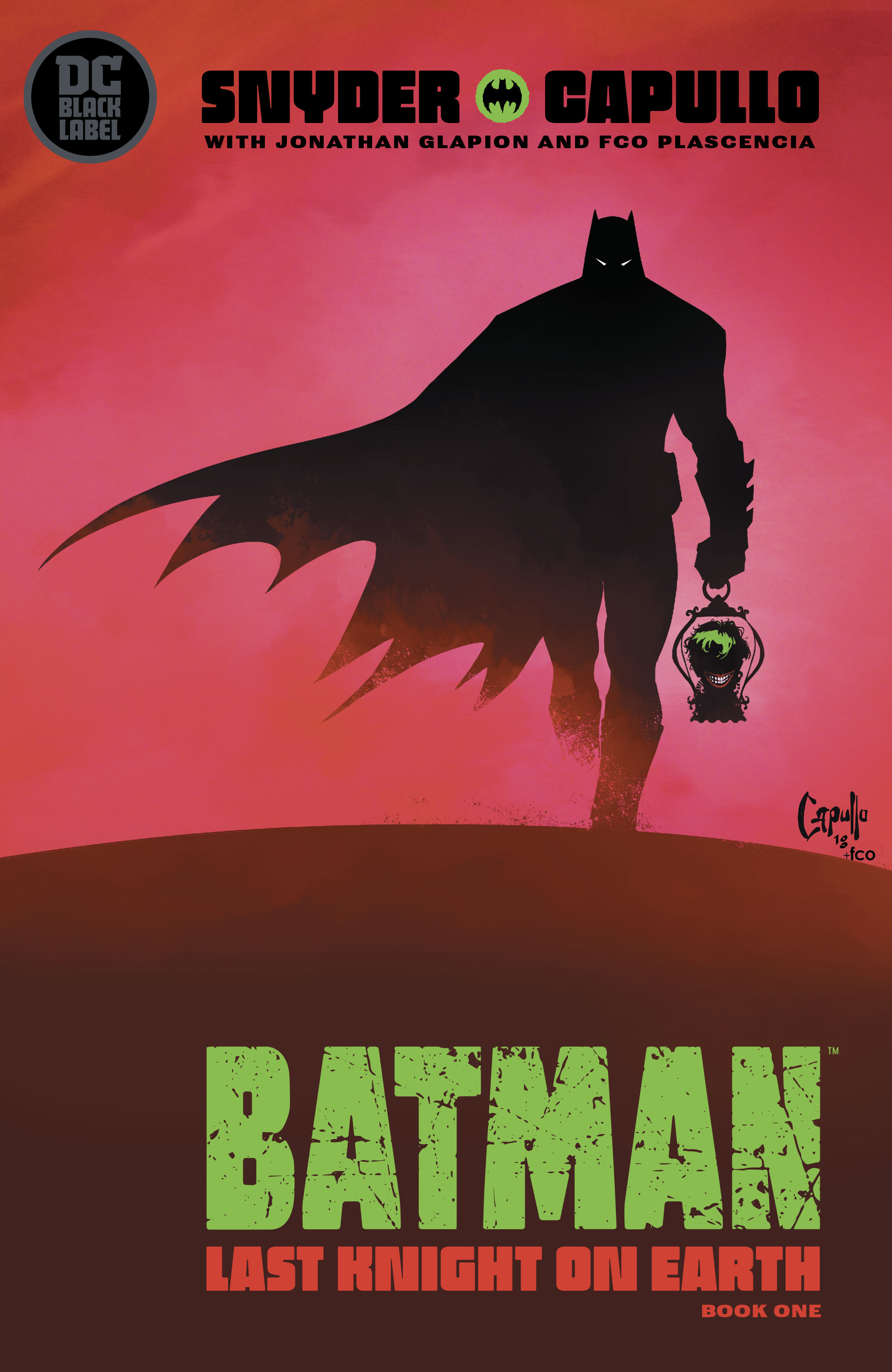 Batman: Last Knight on Earth Vol 1 1