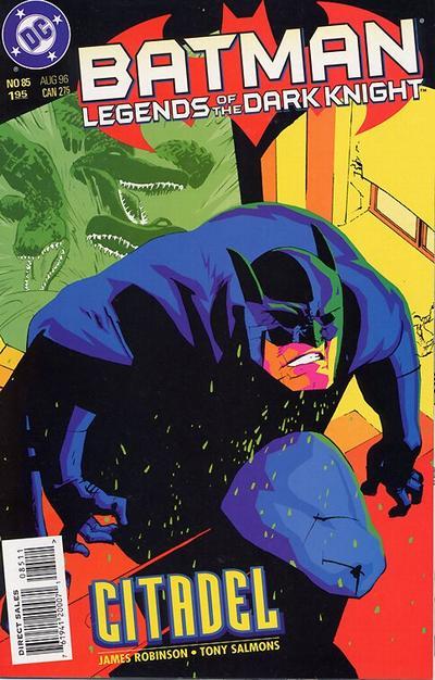Batman: Legends of the Dark Knight Vol 1 85