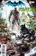 Batman Teenage Mutant Ninja Turtles Vol 1 6