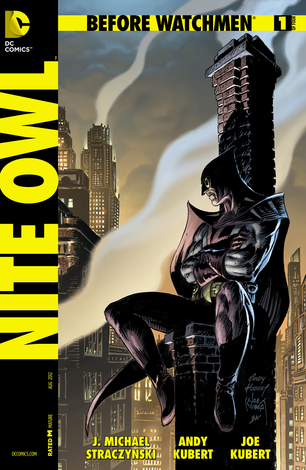Before Watchmen: Nite Owl Vol 1 1