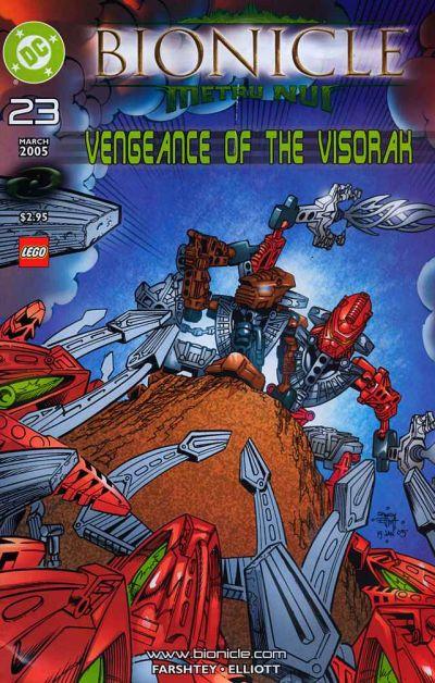 Bionicle Vol 1 23