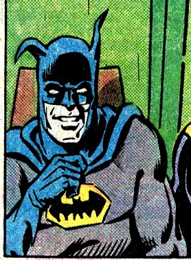 Bizarro Batman (Earth-One)