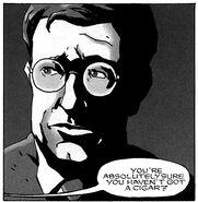 Clark Kent Citizen Wayne Chronicles 003