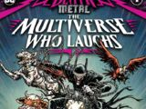 Dark Nights: Death Metal The Multiverse Who Laughs Vol 1 1