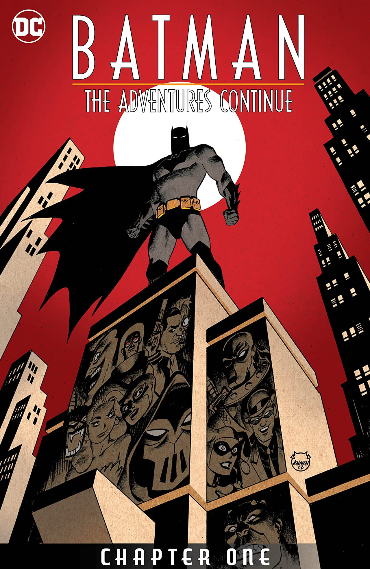 Batman: The Adventures Continue Vol 1 (Digital)