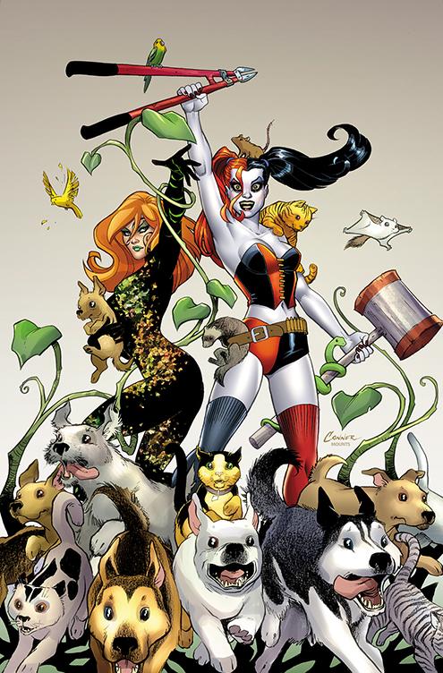 Harley Quinn Vol 2 2 2nd Printing Textless.jpg
