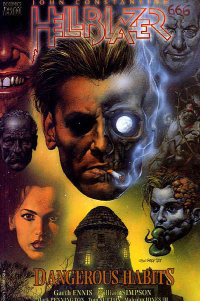 Hellblazer: Dangerous Habits (Collected)