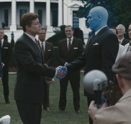 John F. Kennedy (Watchmen Movie)
