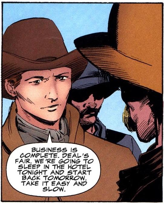 Jesse James (New Earth)