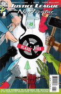Justice League New Frontier Special 1
