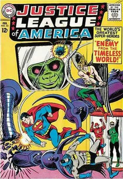 Justice League of America Vol 1 33