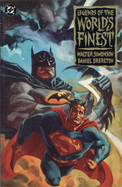 Legends of the World's Finest Vol 1 1