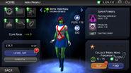 Miss Martian DC Legends 001