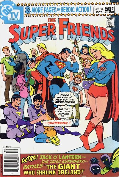 Super Friends Vol 1 37