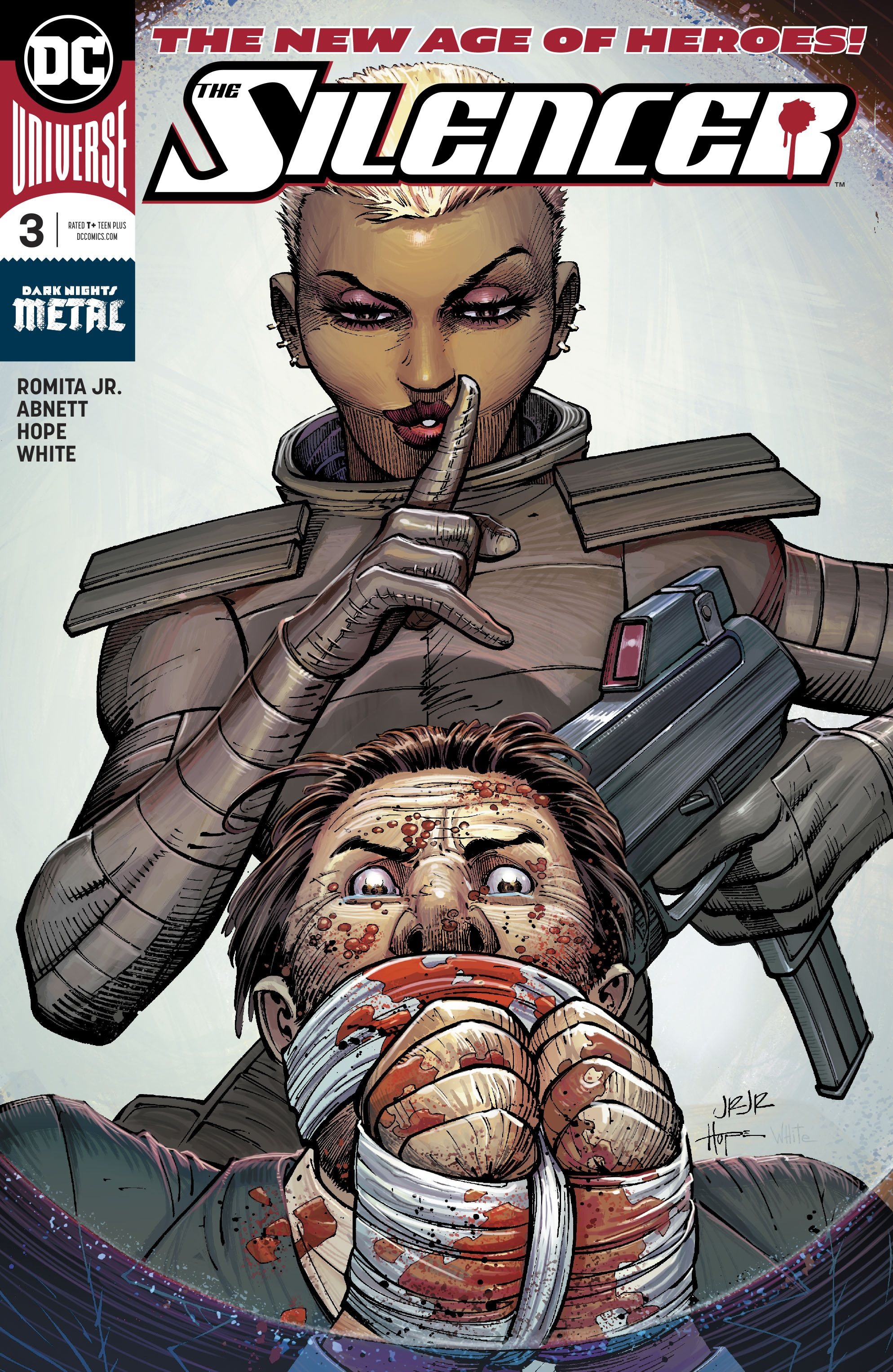 The Silencer Vol 1 3