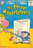 The Three Mouseketeers Vol 1 4